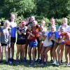 2018 Ultimook Running Camp Week 1, Day 1